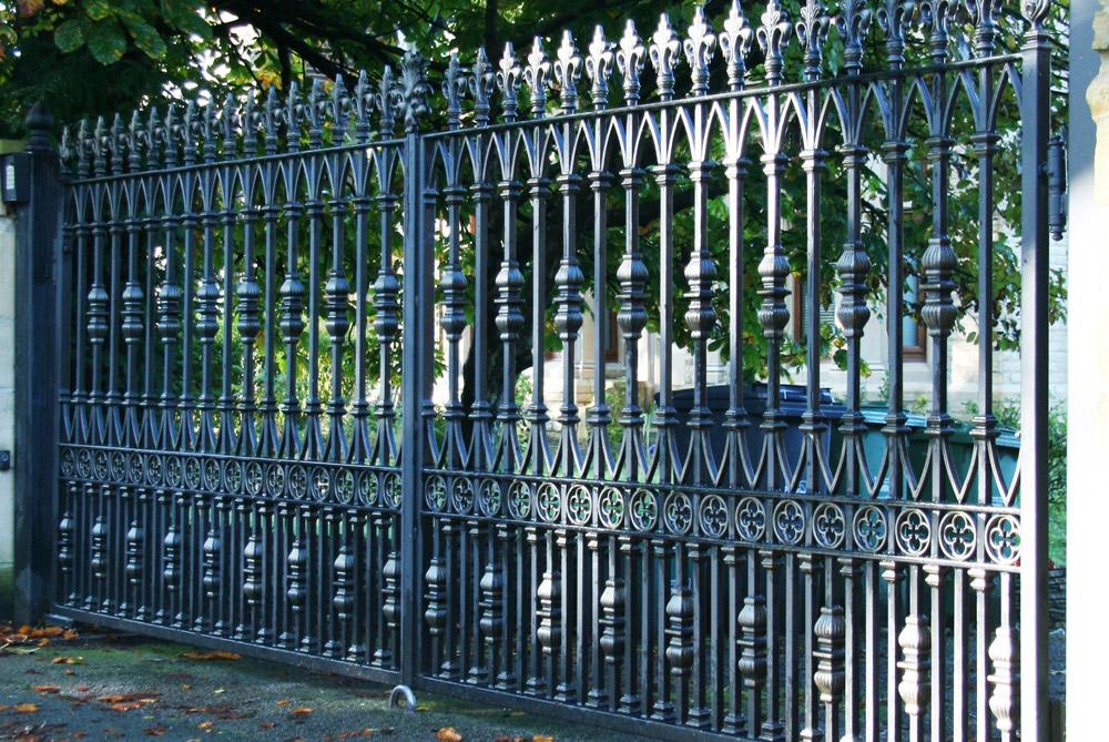 Gate opener sliding automatic gates